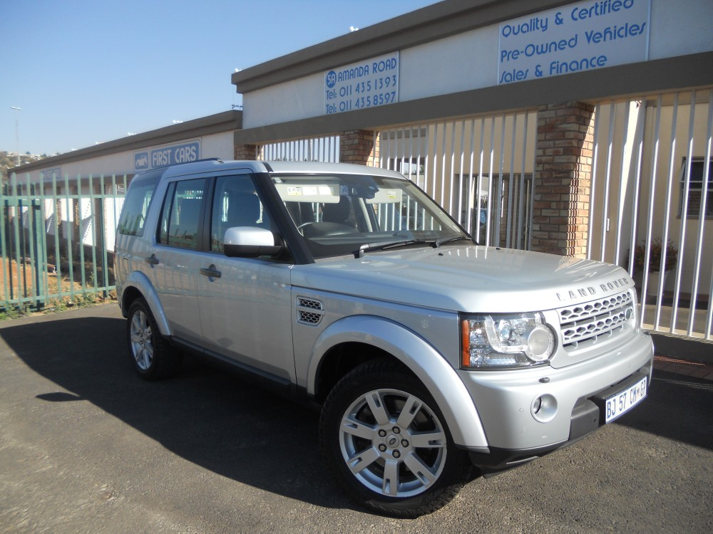 land rover discovery 4 td/sd v6 sefirst cars