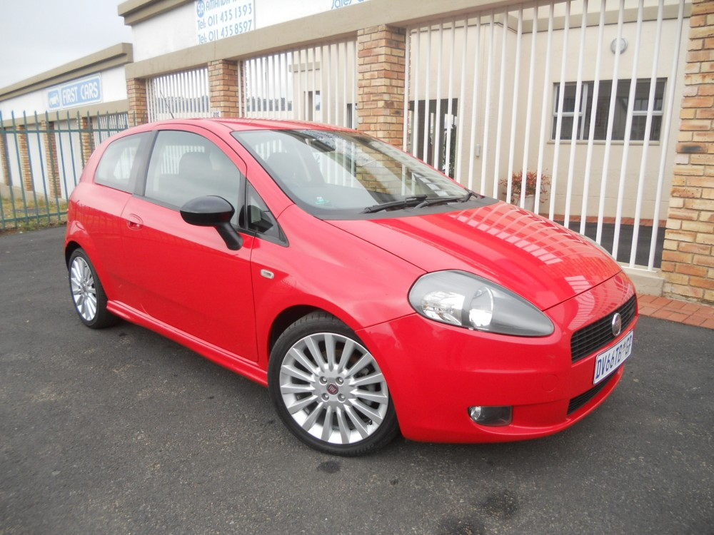fiat grande punto 1 4 t jet sport 3drfirst cars. Black Bedroom Furniture Sets. Home Design Ideas